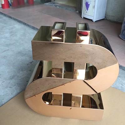 不锈钢异形创意造型花盆