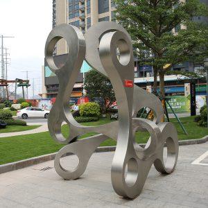 体育不锈钢雕塑有哪些分类?