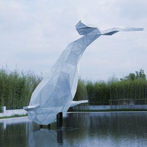 不锈钢雕塑多少钱一平米?价格该怎样进行计算?