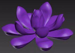 不锈钢雕塑厂家制作不锈钢莲花雕塑工艺流程是怎样的?