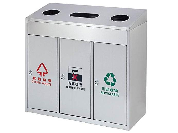不锈钢垃圾桶做好这些非常重要!