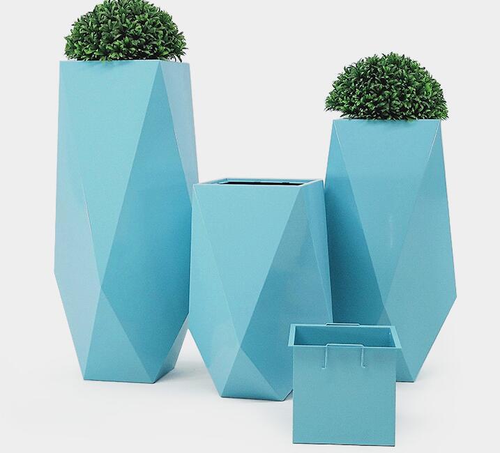 不锈钢花盆这些用途你知道吗?