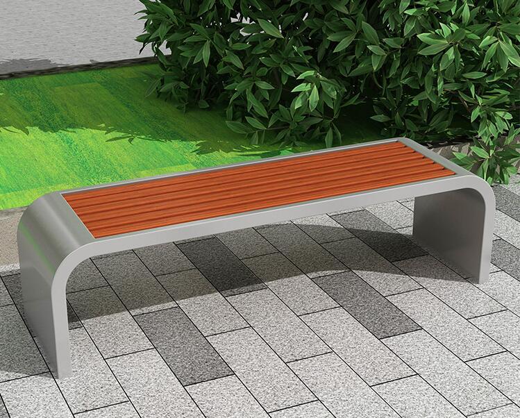 公园不锈钢景观坐凳,颠覆感官体验!