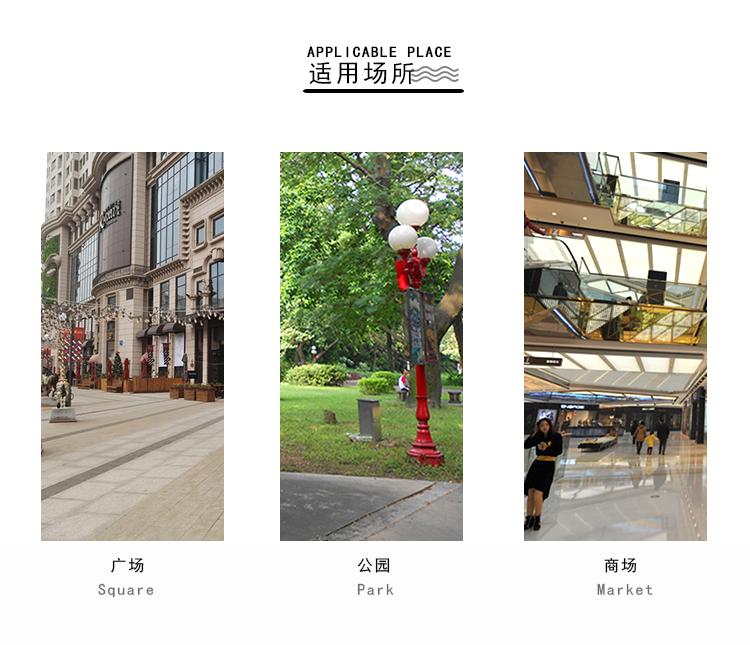 现代公共场所椭圆简约落地玻璃钢花瓶大厅花盆花钵酒店大花器